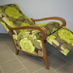 Fauteuil relax ouvert