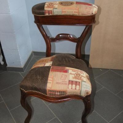 Chaise de fumeur